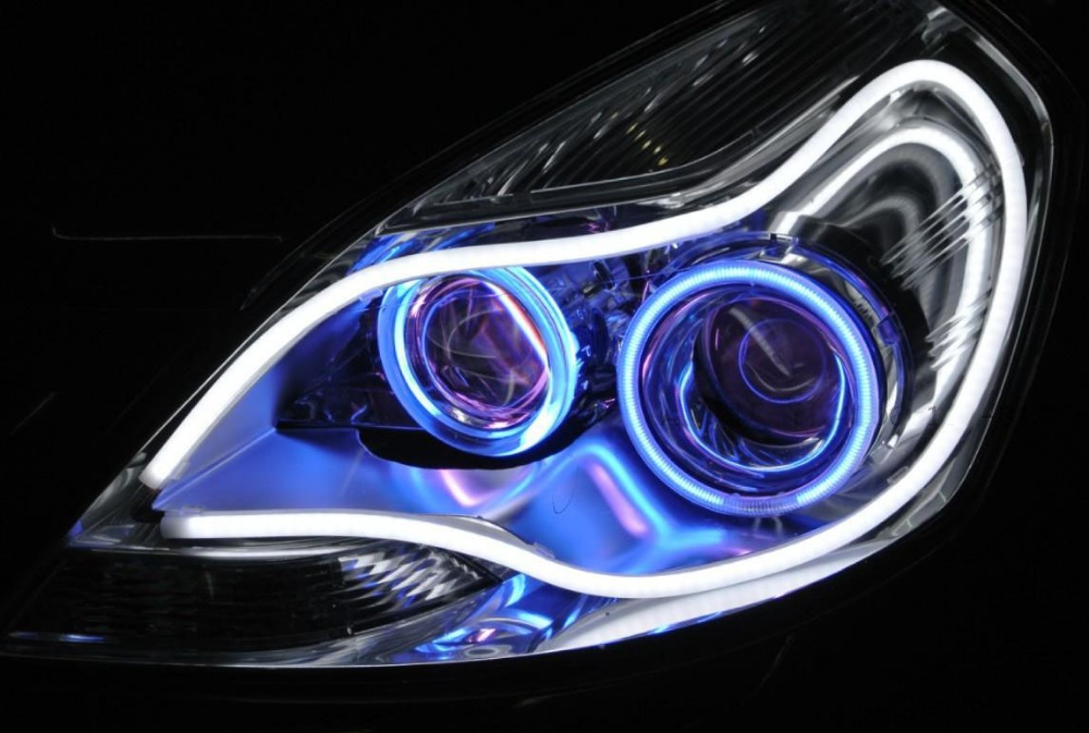 Led Lights For Cars >> The Advancement History Of Automotive Led Headlight